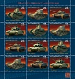 № 2680-2683. 100th Anniversary of Russian Tank Building.